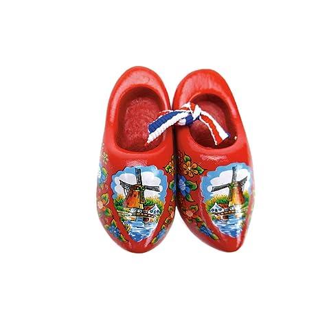 Amazon.com: Decorativa de madera Zapato – Zuecos Holandés ...