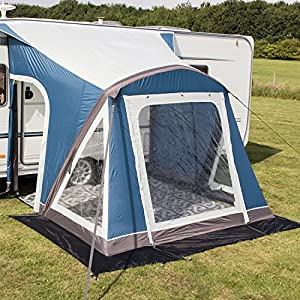 Sunncamp Dash 260 Air Inflatable Caravan Porch Awning