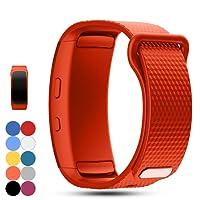 Bracelet de remplacement iFeeker en silicone souple pour montre Samsung Gear Fit2 PRO / Fit 2 SM-R360