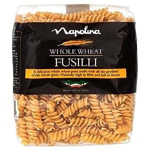 Napolina Whole Wheat Fusilli (500g)