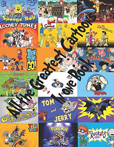 All Greatest Cartoons One Book product image