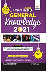Rapid General Knowledge 2021 for Competitive Exams 3rd Edition Kindle Edition