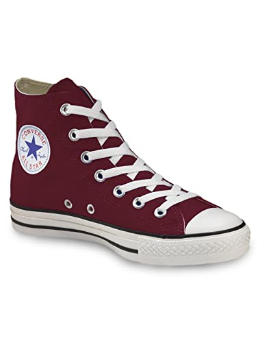 dc958551af8da6 Image Unavailable. Image not available for. Color  Converse 139784F Men  Chuck Taylor All Star HI Burgundy