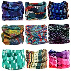 WHY CHOOSE KALILY HEADBANDS?HERE'RE 4 REASONS TELLING YOU WHY:QUALITY Made from 100% premium eco-friendly microfiber, Kalily headbands have passed international quality organization Intertek & SGS tests to assure there??s no chemical left...