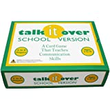 Talk It Over (School Version): A Card Game That Teaches Communication Skills
