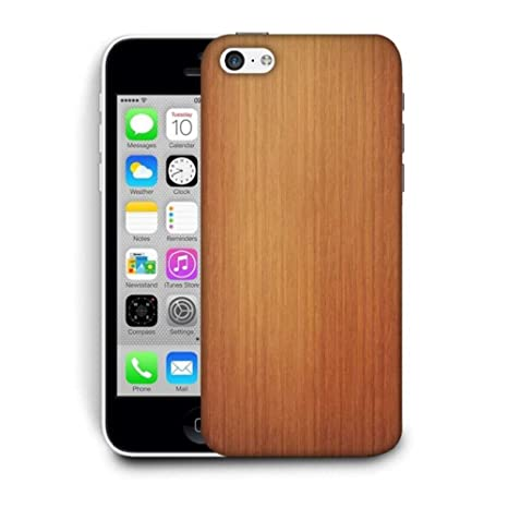 online retailer 7af63 24f81 Snoogg Plain Wood Laminate Printed Protective Phone: Amazon.in ...