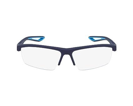 758ad5f500 Amazon.com  Eyeglasses NIKE 7079 403 OBSIDIAN  Sports   Outdoors