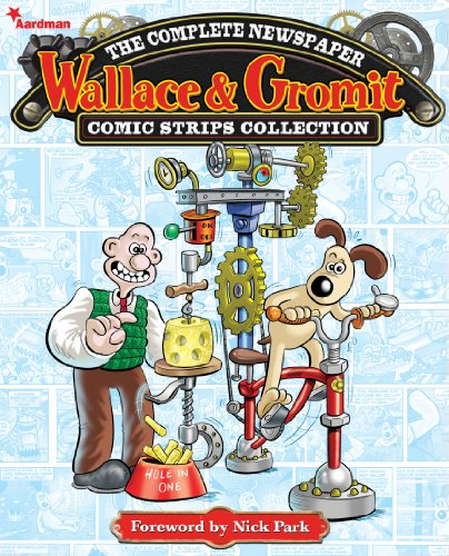 Santas Snow Cat (Wallace and Gromit: The Complete Newspaper Comic Strip Collection Volume 1: 2010-2011)