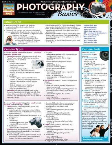 Download Photography Basics (Quick Study Home) pdf