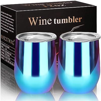 MASCOTKING Wine Tumbler