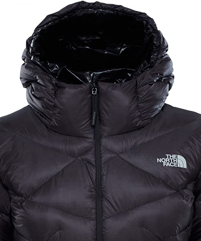 THE NORTH FACE Supercinco Down Hoodie Jacket Women Daunenjacke mit Daunenfüllung