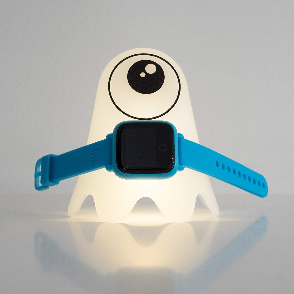 New! Octopus Watch v2 Motion Edition Teaches Kids Good Habits & Time - Encourages Active Play - The First Icon-Based Kids Smartwatch and Fitness Tracker (Blue) by Octopus by JOY (Image #8)