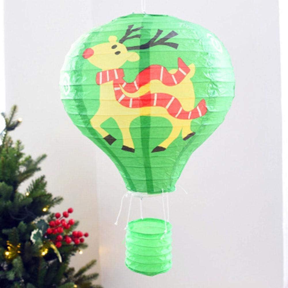 Ideal F/ür Weihnachten Neujahr Hochzeiten Feiertage 3pcs Chinesische Himmelslaternen Skylaternen Biologisch Abbaubares Hochwertiges Papier Himmelslaternen Skyballons
