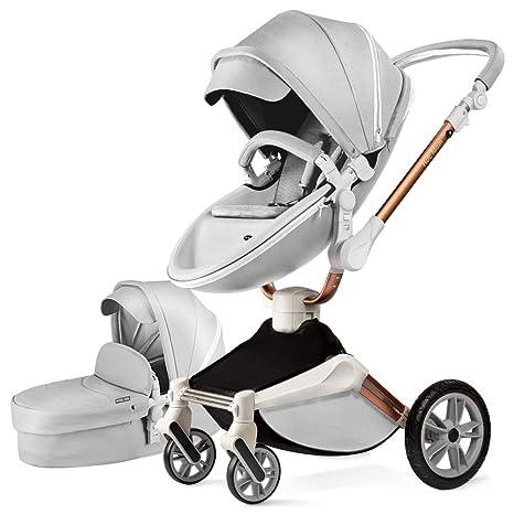 Hot Mom Silla de paseo Reversibilidad rotación multifuncional de ...