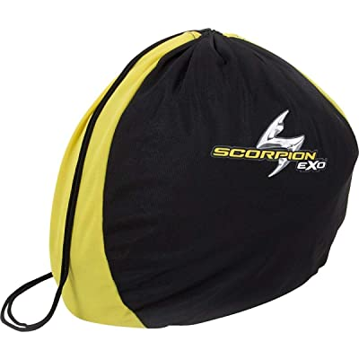 Scorpion Standard Helmet Bag (Black): Automotive