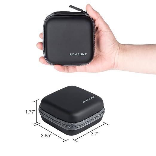 Amazon.com: Protective Carrying Case For Nespresso & Compatible Capsules Portable Espresso Maker Coffee Pod Holder PU Material Hard Shell Portable ...
