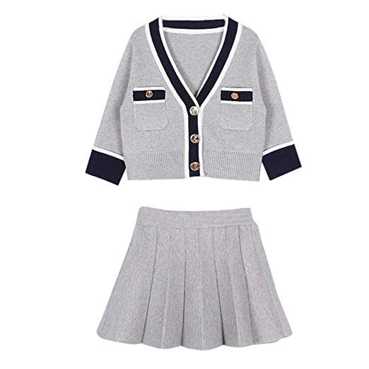 d0101aae1 Amazon.com  CSSD Affordable Stylish Girls Winter Kids Long Sleeve ...
