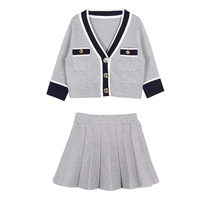 1dc708d01 Toddler Baby Girls Winter Outfit Clothes 1-6 Years Old ❤ Kids ...