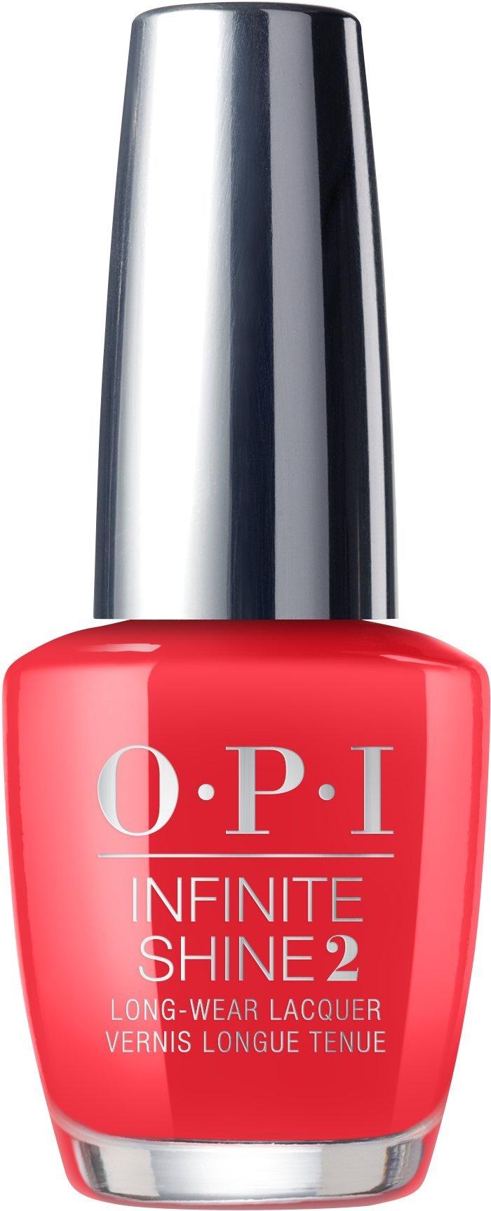 OPI Infinite Shine, Cajun Shrimp, 0.5 fl.oz.