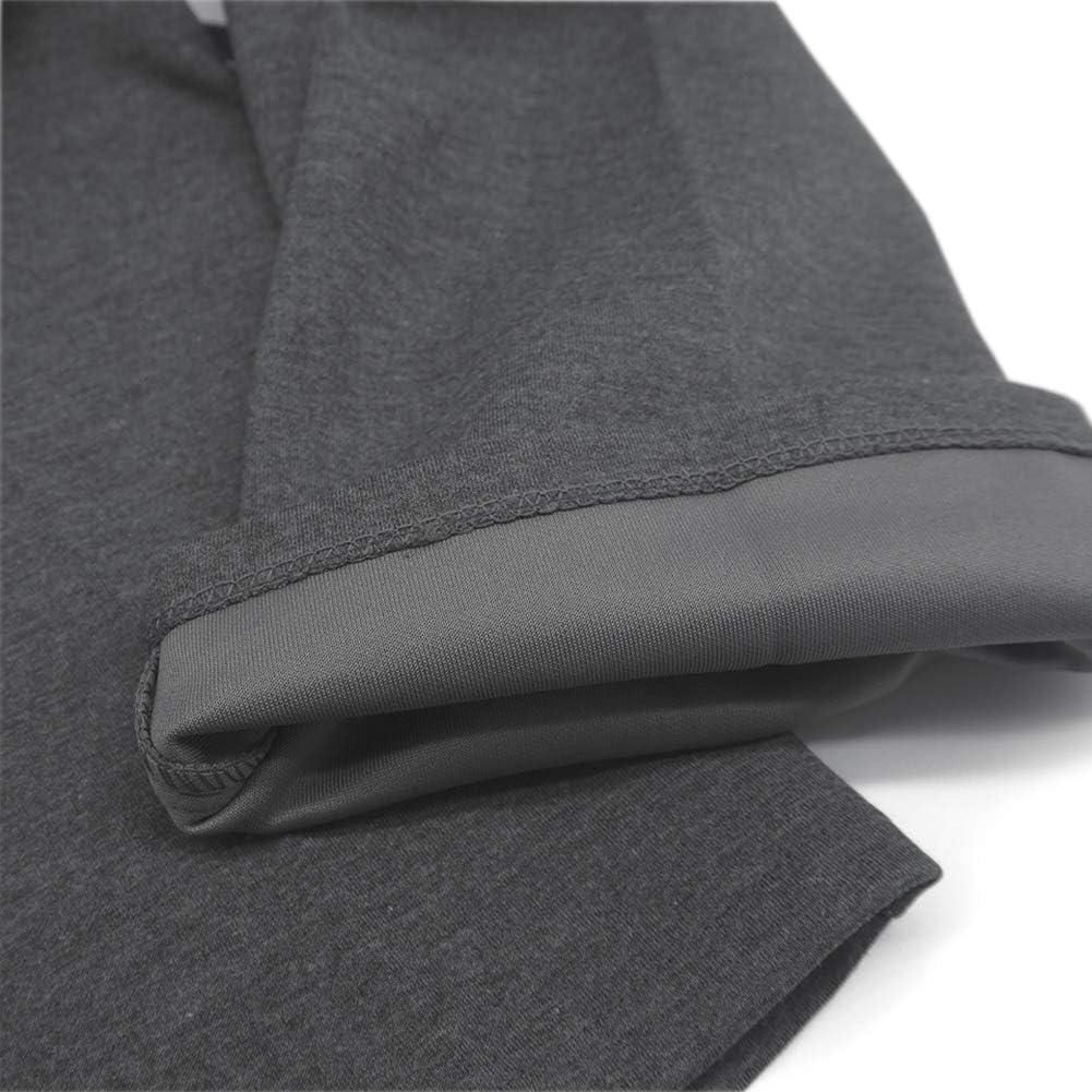 LeerKing Men/'s Tracksuit Set Cotton Full Zip with Pockets Gym Suit Sports Suit Jacket and Jogging Bottom 2 Pieces