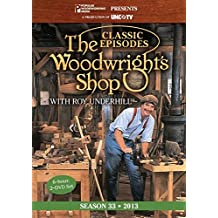 The Woodwright's Shop - Season 33