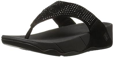 e2c29986aa71 FitFlop Womens s Rokkit Flip Flop