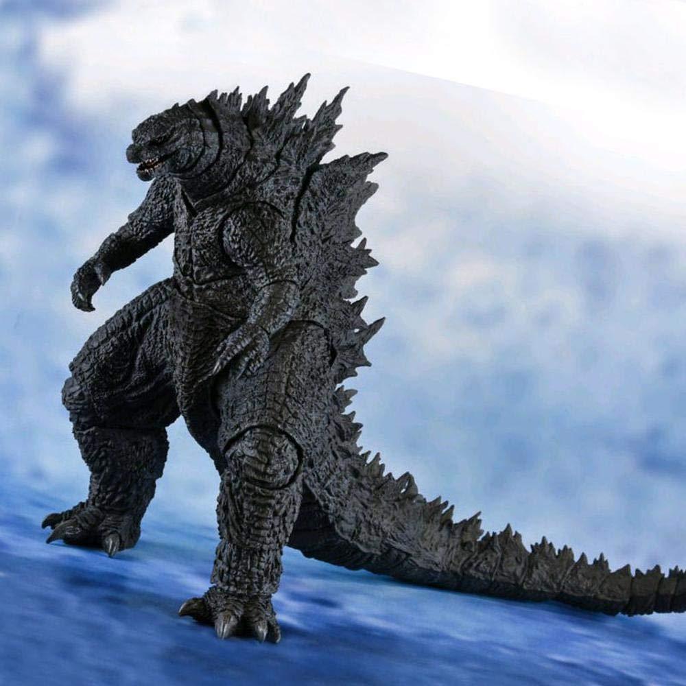 AIYL Figuras de acción del Dinosaurio Godzilla Modelo Move ...
