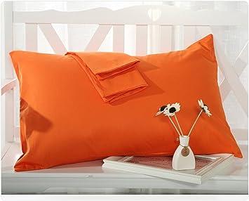 BLERA Funda de almohada de 300 hilos de algodón egipcio estándar ...