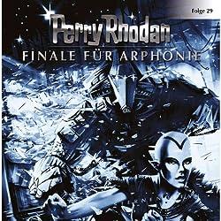Finale für Arphonie (Perry Rhodan Sternenozean 29)