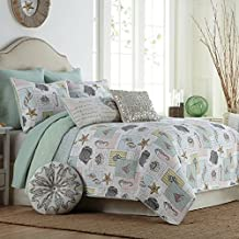 Brandream Ocean Bedding Set Seashells, Beach Themed, Nautical Bedding Queen Comforter Set