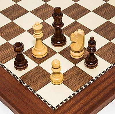 """Bello Games Staunton Chessmen King: 3""""."""