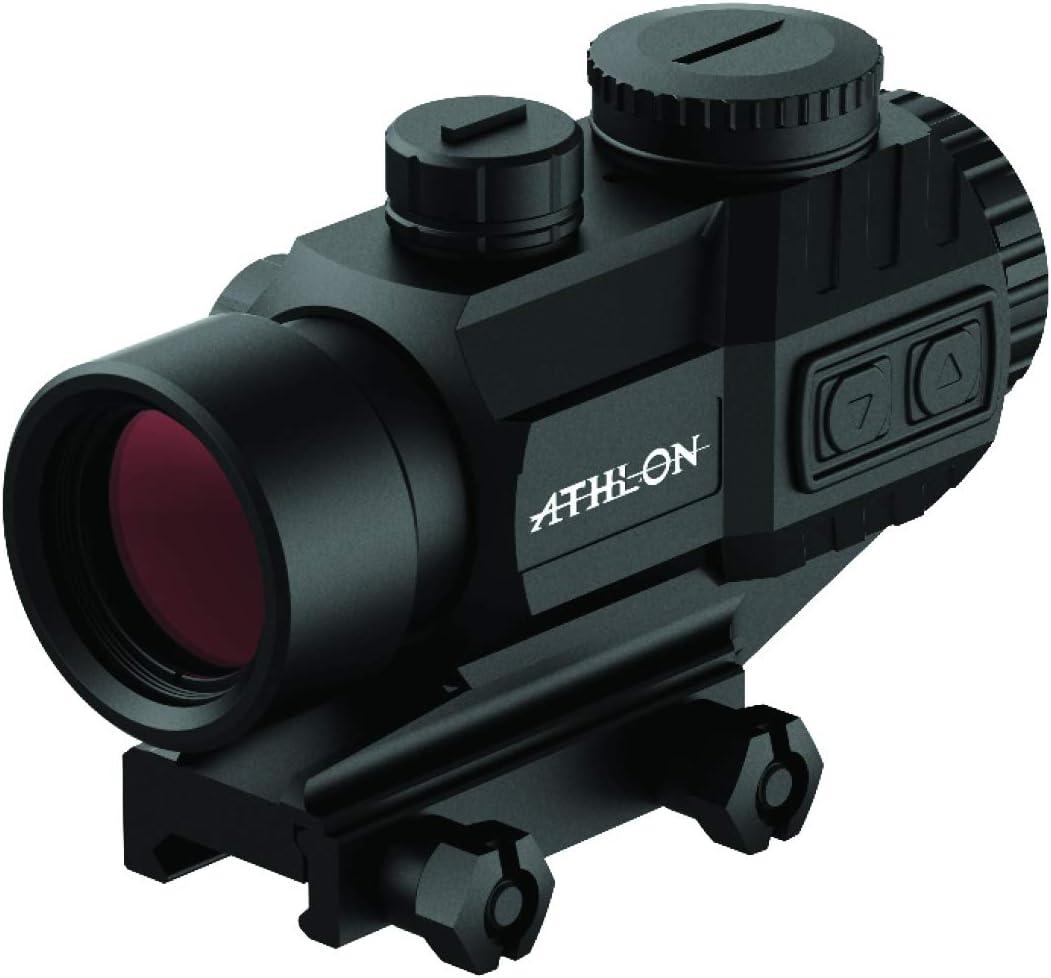 Athlon Optics Midas TSP3 - Best Prism Scope for .223