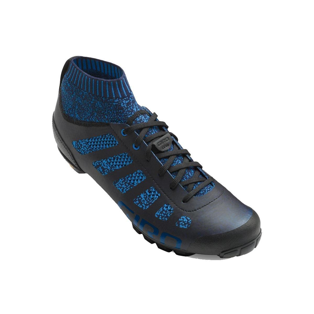 Giro Empire vr70ニットサイクリング靴 – Men 's 44.5 Midnight/Blue B076B8264Y