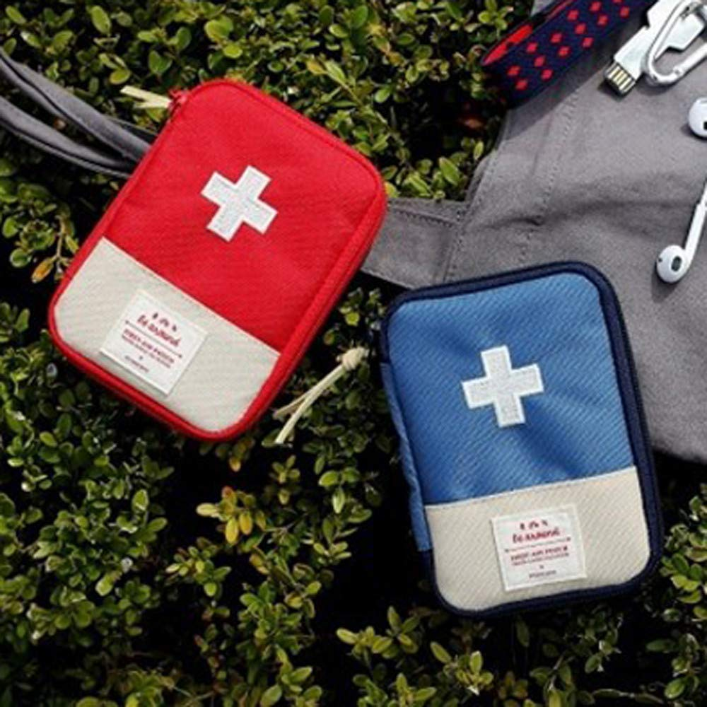 iLUGU Medical Bag Emergency Survival Drug Storage Kit Treatment Outdoor Home Rescue by iLUGU (Image #8)