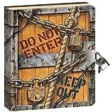 Peaceable Kingdom-Top Secret-Lock and KeyDiary