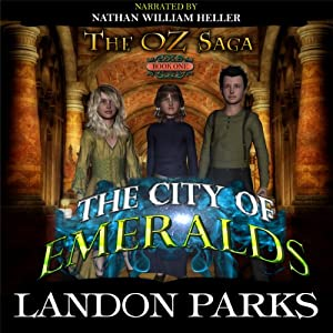 The City of Emeralds Audiobook