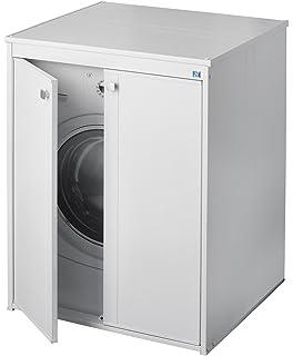Mobile bagno copri lavatrice in 30 colori porta lavatrice: Amazon.it ...