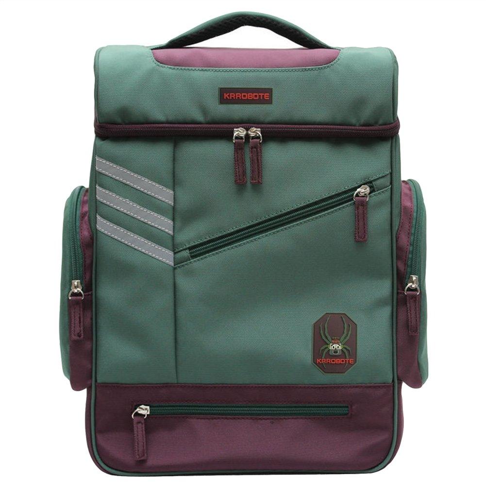 Icegrey Bolso Escolar, Verde (Verde) - ICG-LYNT-FL1077-2