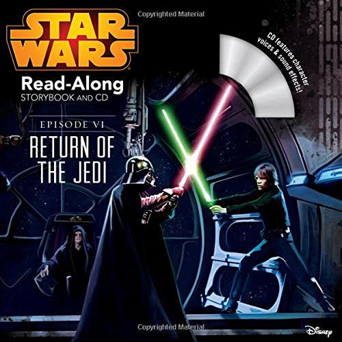 Star Wars: Return of the Jedi Read-Along Storybook and CD