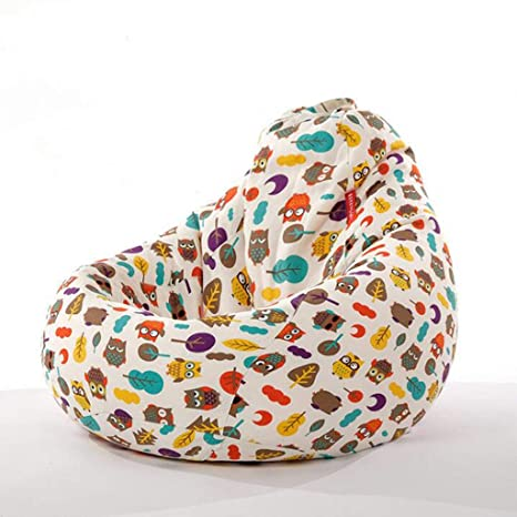 Admirable Amazon Com Gj Children Lazy Sofa Bean Bag Fabric Sofa Caraccident5 Cool Chair Designs And Ideas Caraccident5Info