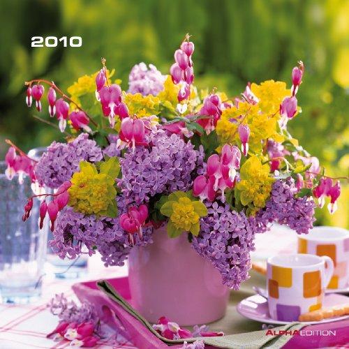 - Flowers 2010 Wall Calendar X101