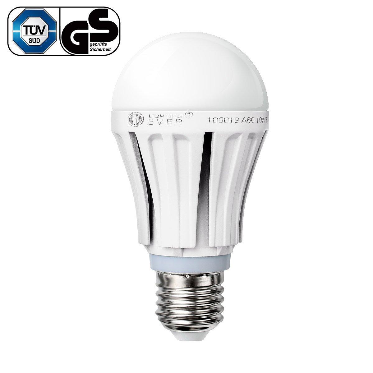 le 10w a19 e27 led bulbs 60w bulbs replacement 830lm samsung chip led daylight white led light bulbs 1 a led household light bulbs