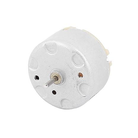 sourcingmap® Motor eléctrico para Calentador de Agua Solar DC 3-12V a 7200 RPM