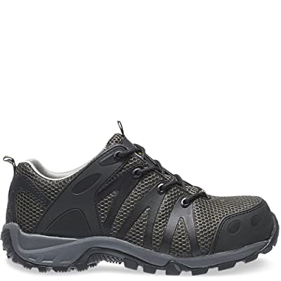 Wolverine Men's Amherst Safety-Toe Shoe: Shoes