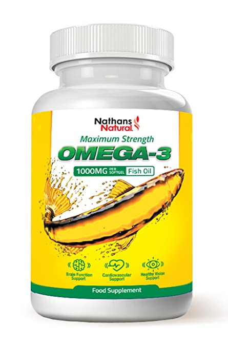 Aceite de pescado Omega 3