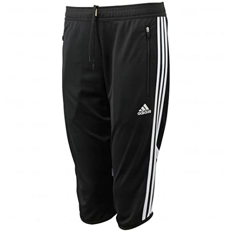 Amazon.com   Adidas Womens Climacool Condivo 14 3 4 Pants Small ... ee68c4d5b