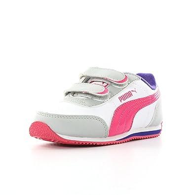 Puma Rio racer SL velcro 35137816, Baskets Mode Enfant