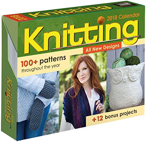 Knitting 2018 Day-to-Day - Calendar Knitting