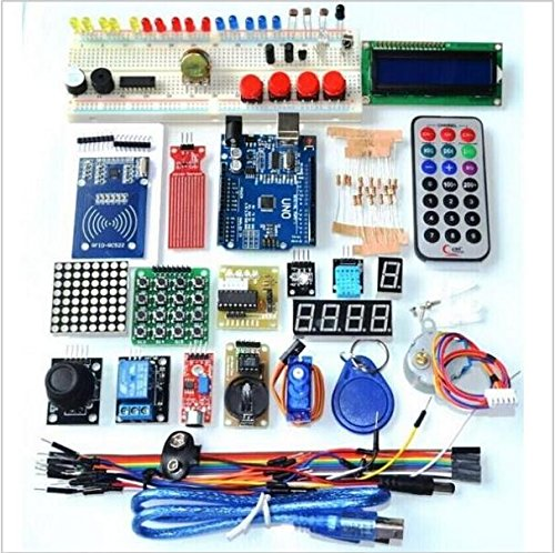 amiciSmart NEWEST RFID Starter Kit for UNO R3 Upgraded version Learning Suite With Retail Box Price & Reviews