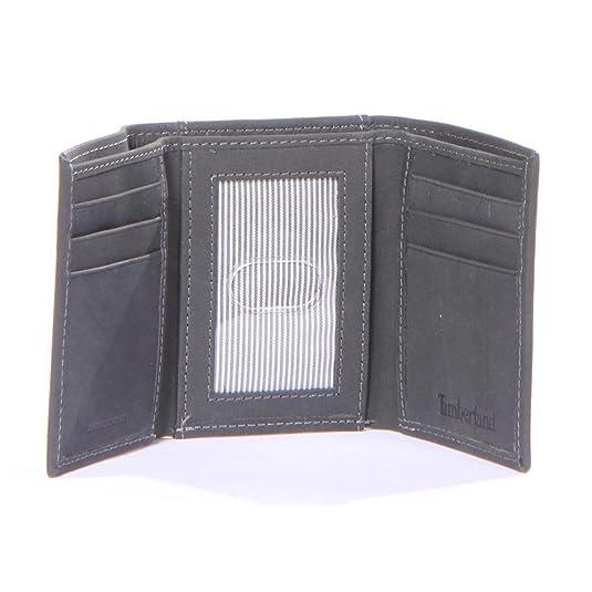 Timberland Icon - 100% Genuine Leather Carteras - Hombres: Amazon.es: Zapatos y complementos